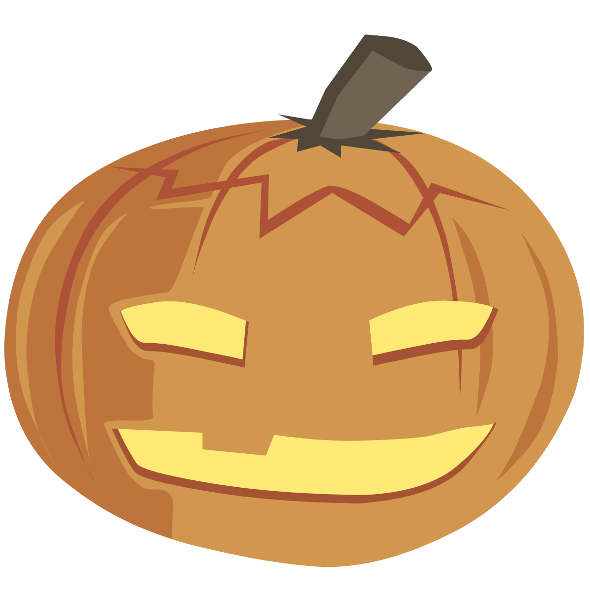 Free pumpkin mask