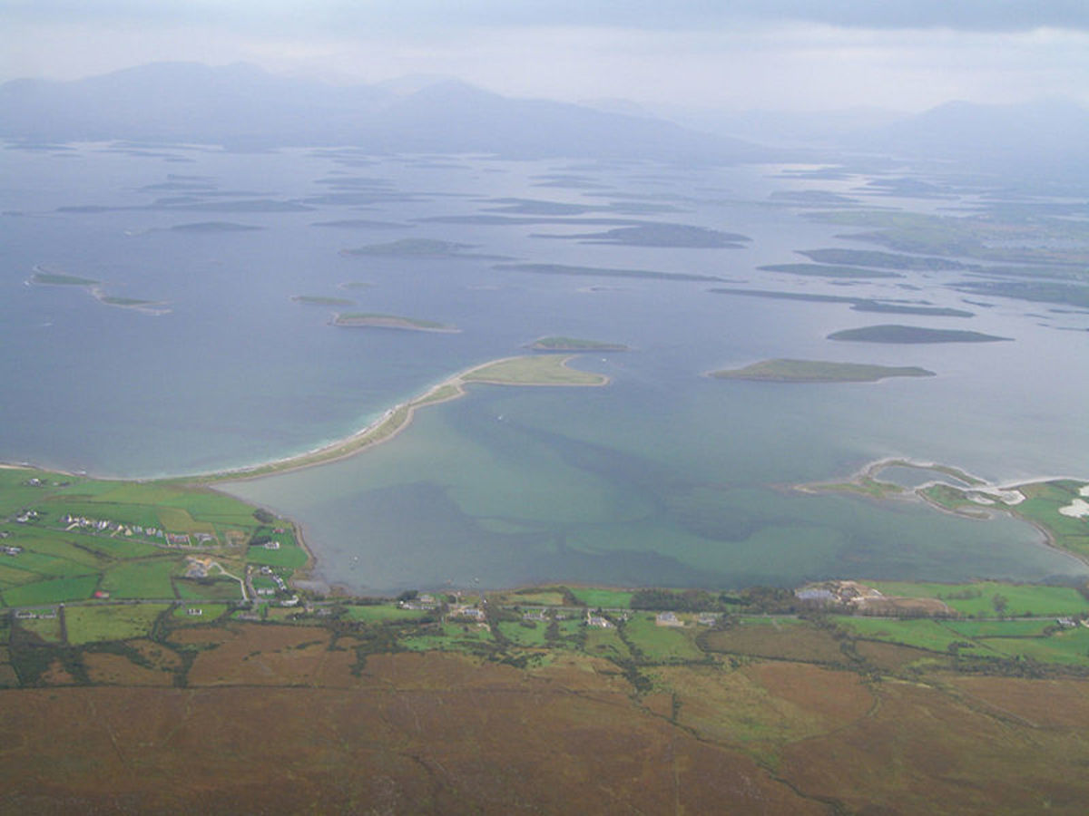 an-irish-holiday-croagh-patrick--clew-bay-and-westport--comayo