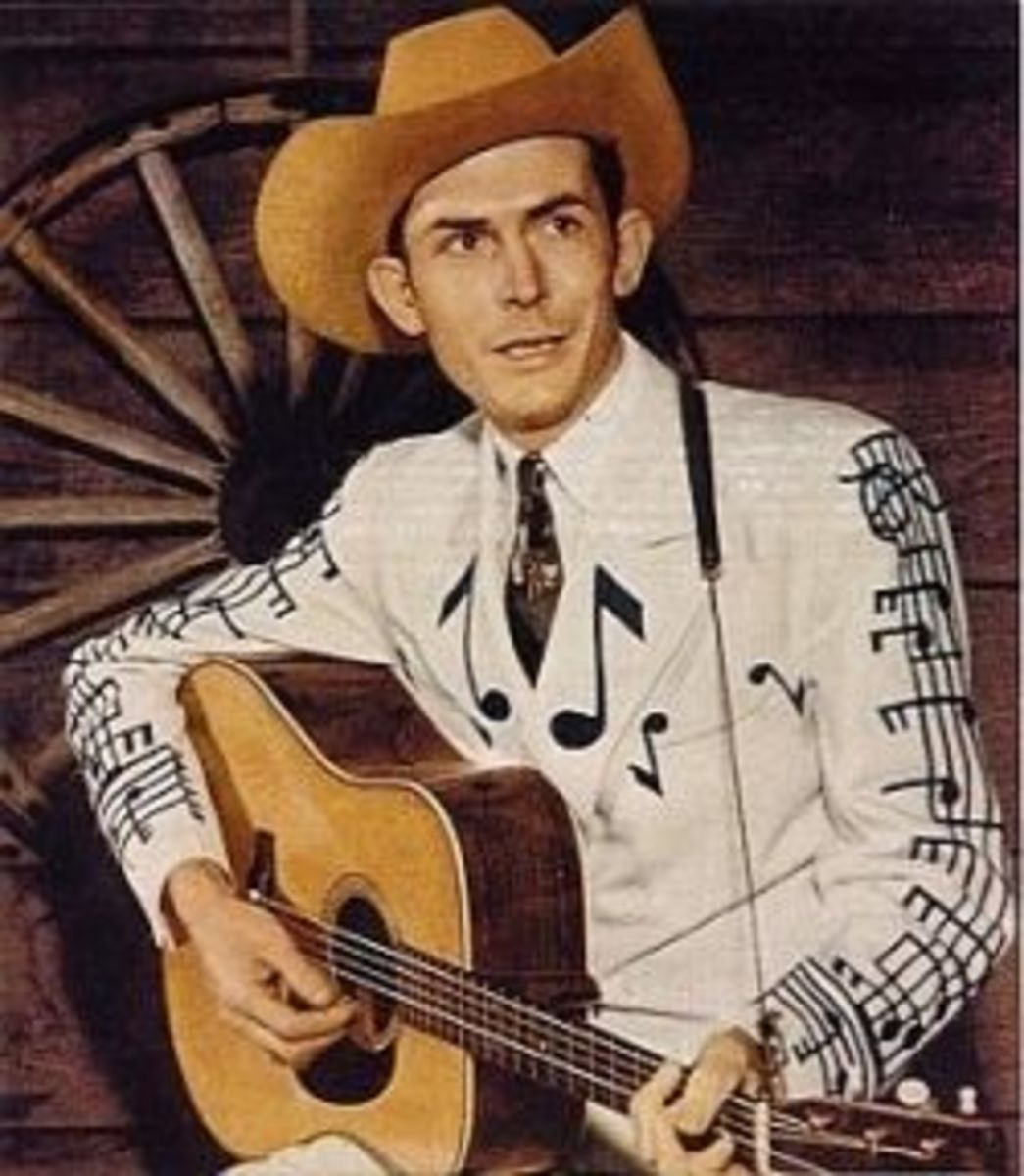 Hank Williams - Country Music Legend