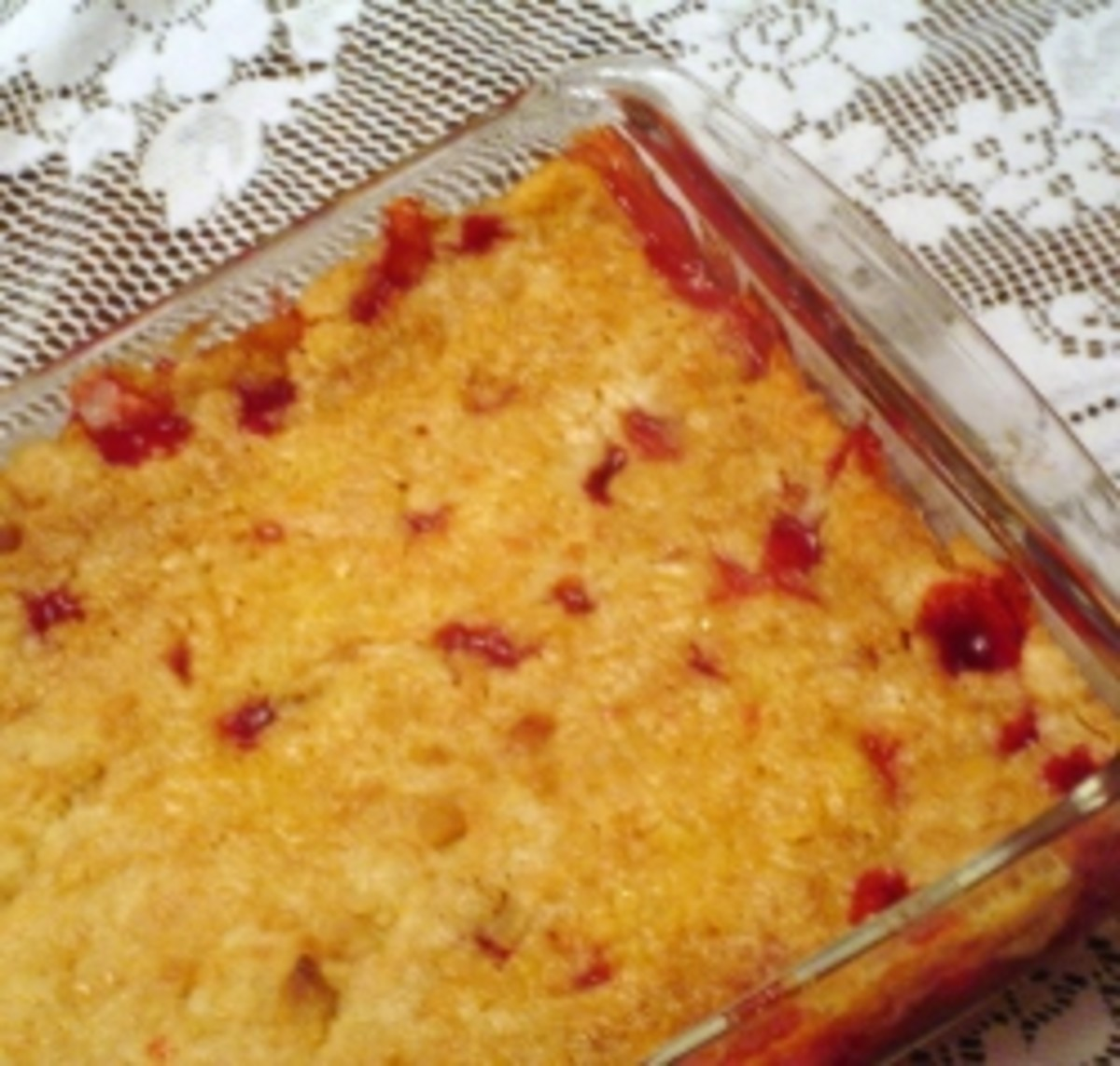 Delicious Dump Cake - A Family Favorite!