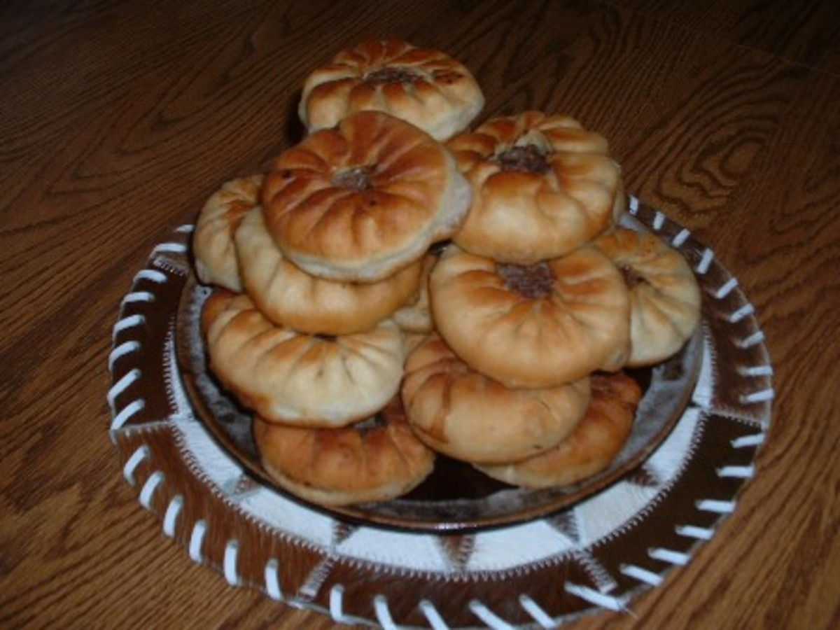 Recipe of Belyashi. Russian Recipe with Pictures
