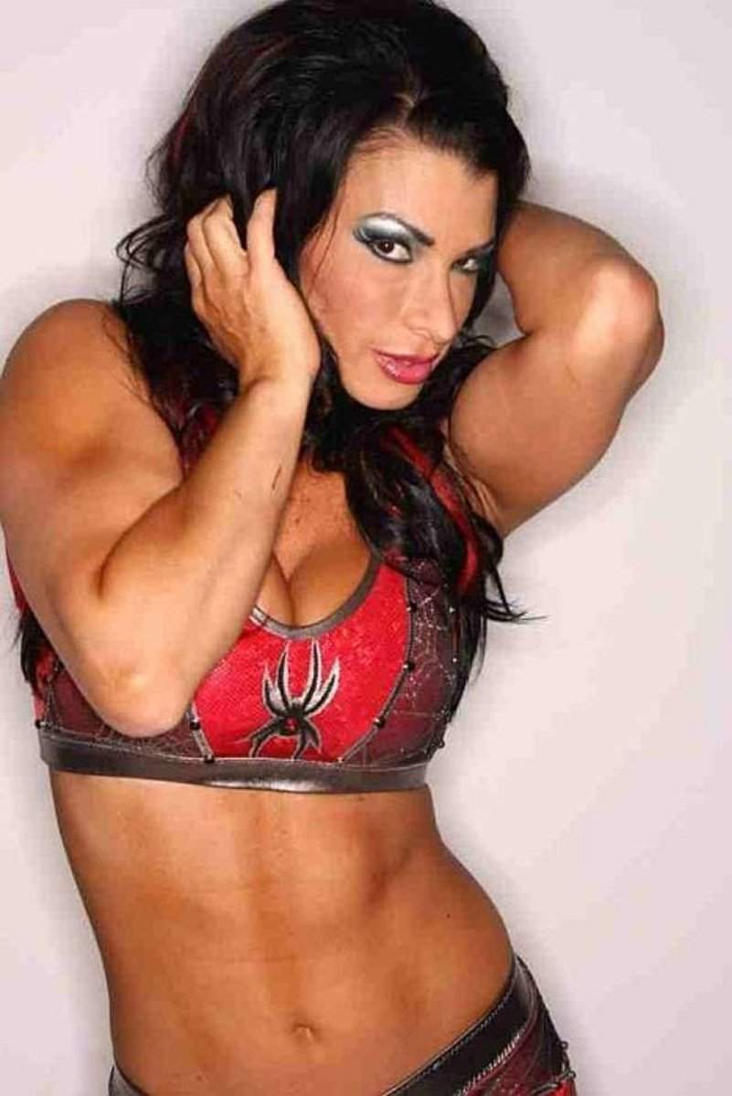 Lisa Marie Varon - (Former WWE Diva and TNA Knockout)