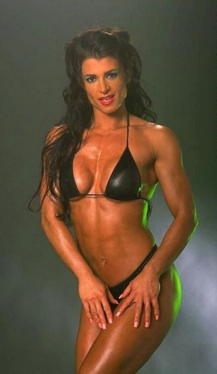 Lisa Marie back in her fitness days