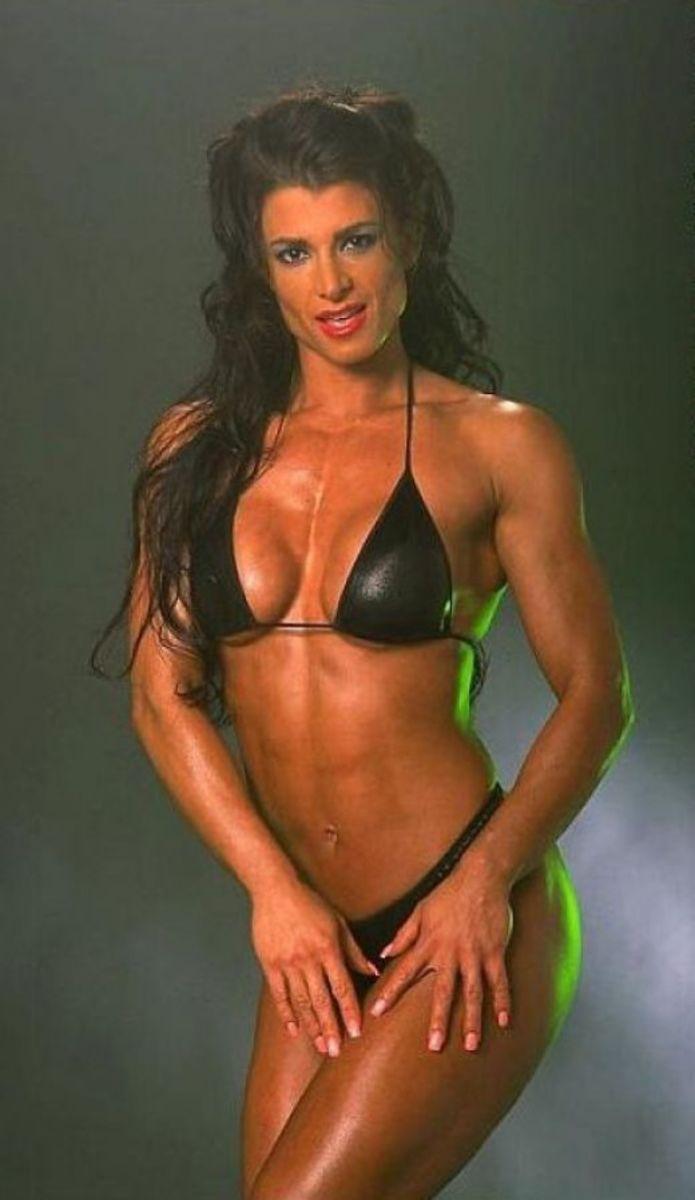 Lisa Marie Varon - (Former WWE Diva and TNA Knockout)