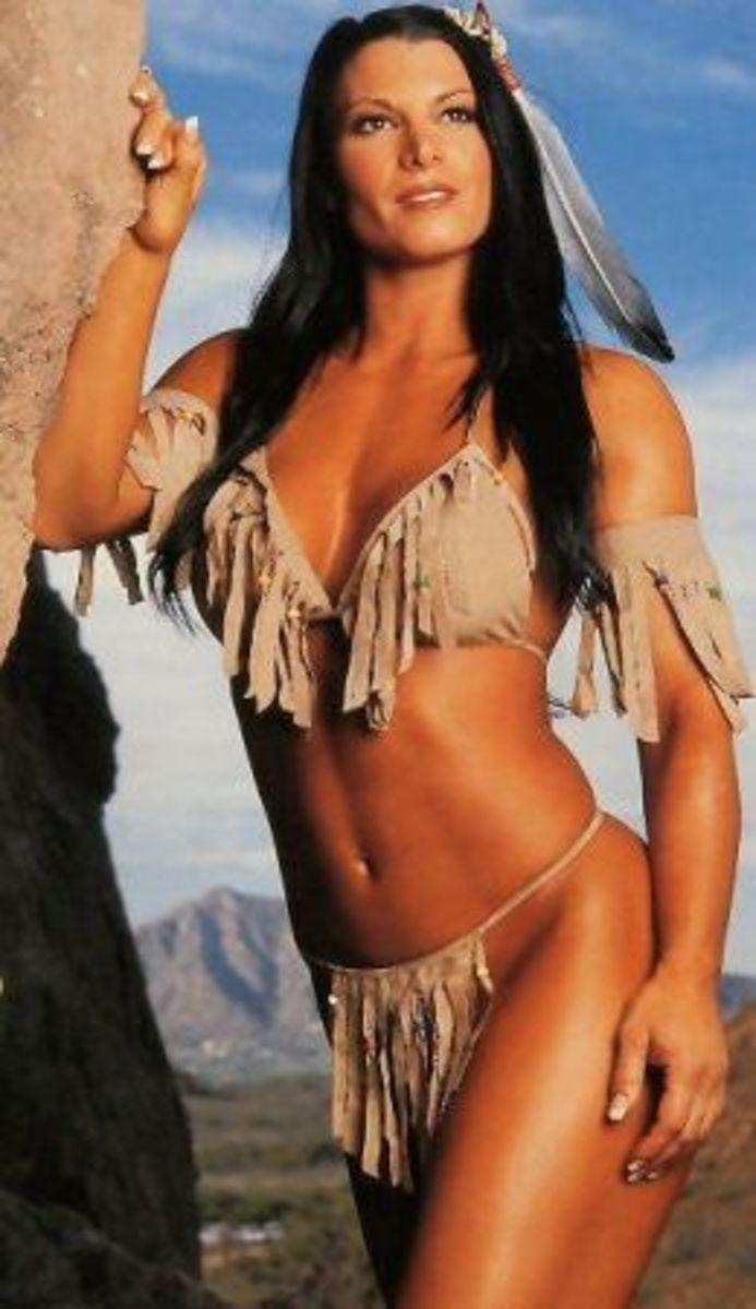 Victoria in Bikini WWE Diva 8x10 Photo