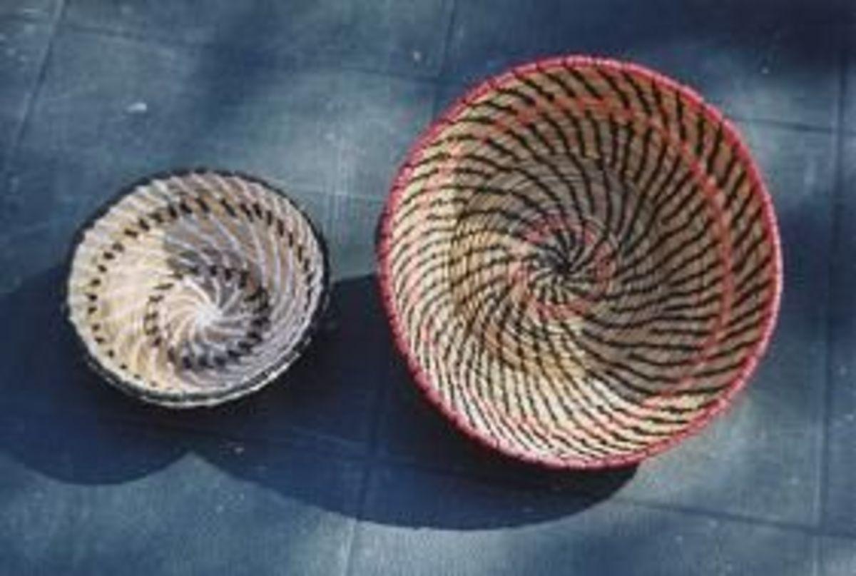 pineneedlebaskets