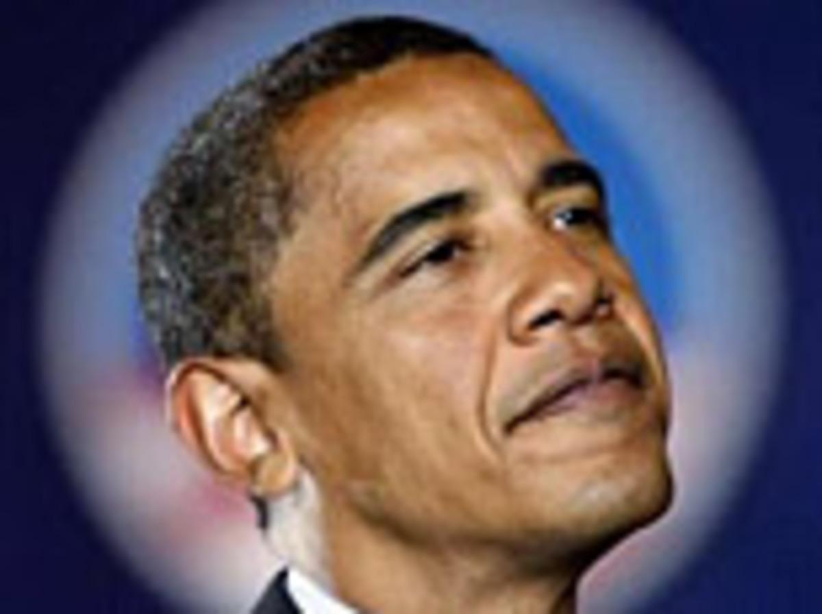 President Barack Obama, 44th President, hoped to make America a New Nation again.