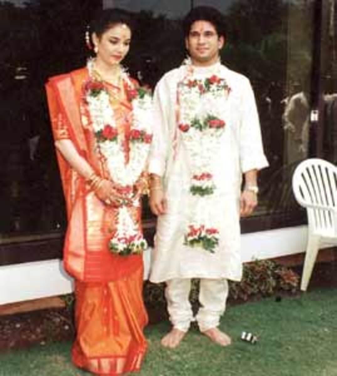 sachin weds anjali