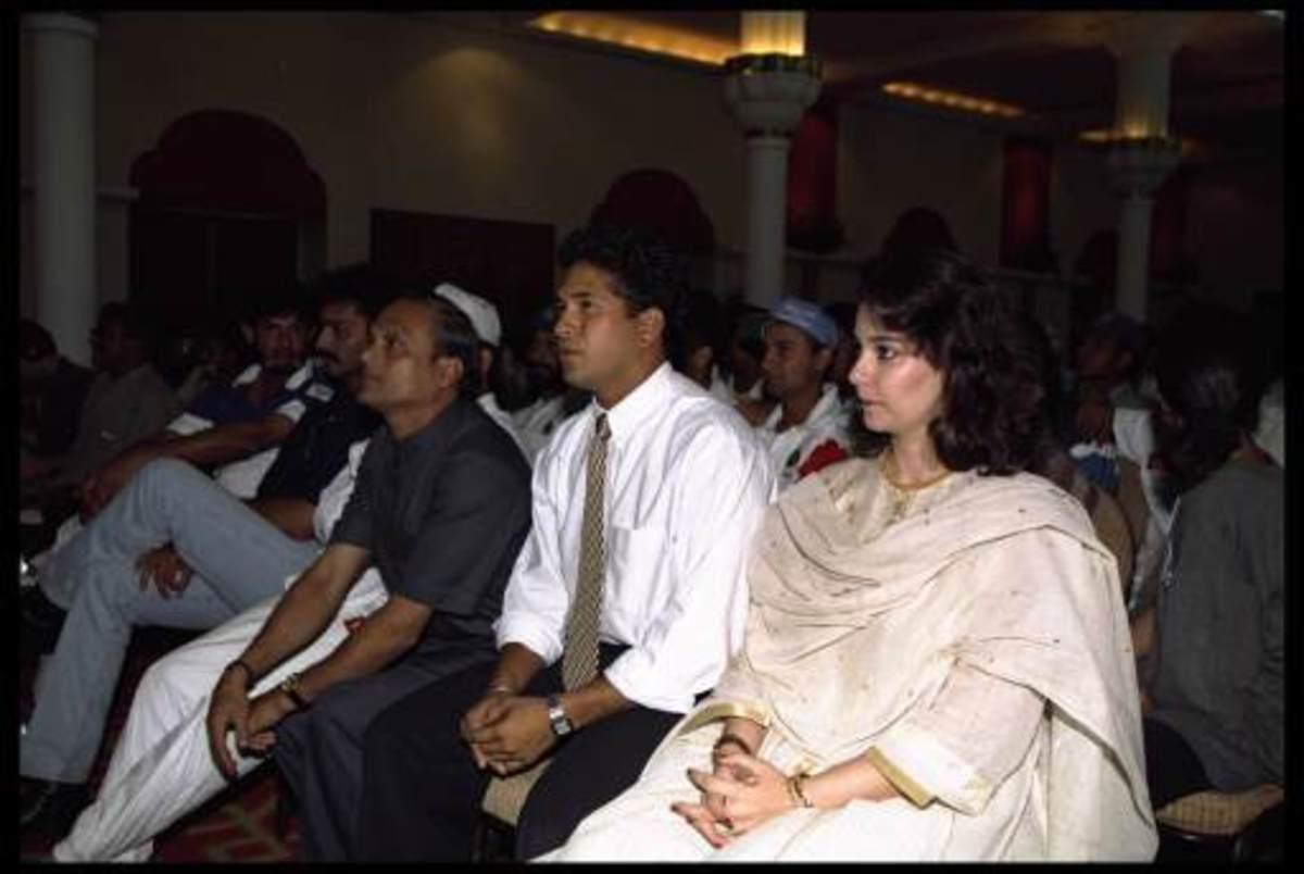Sachin- Anjali