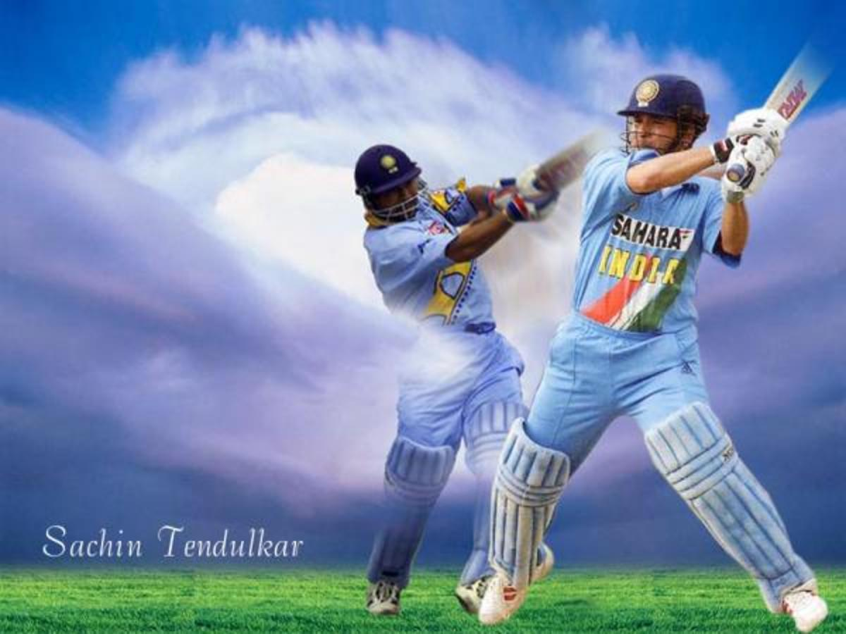 Sachin --the passion