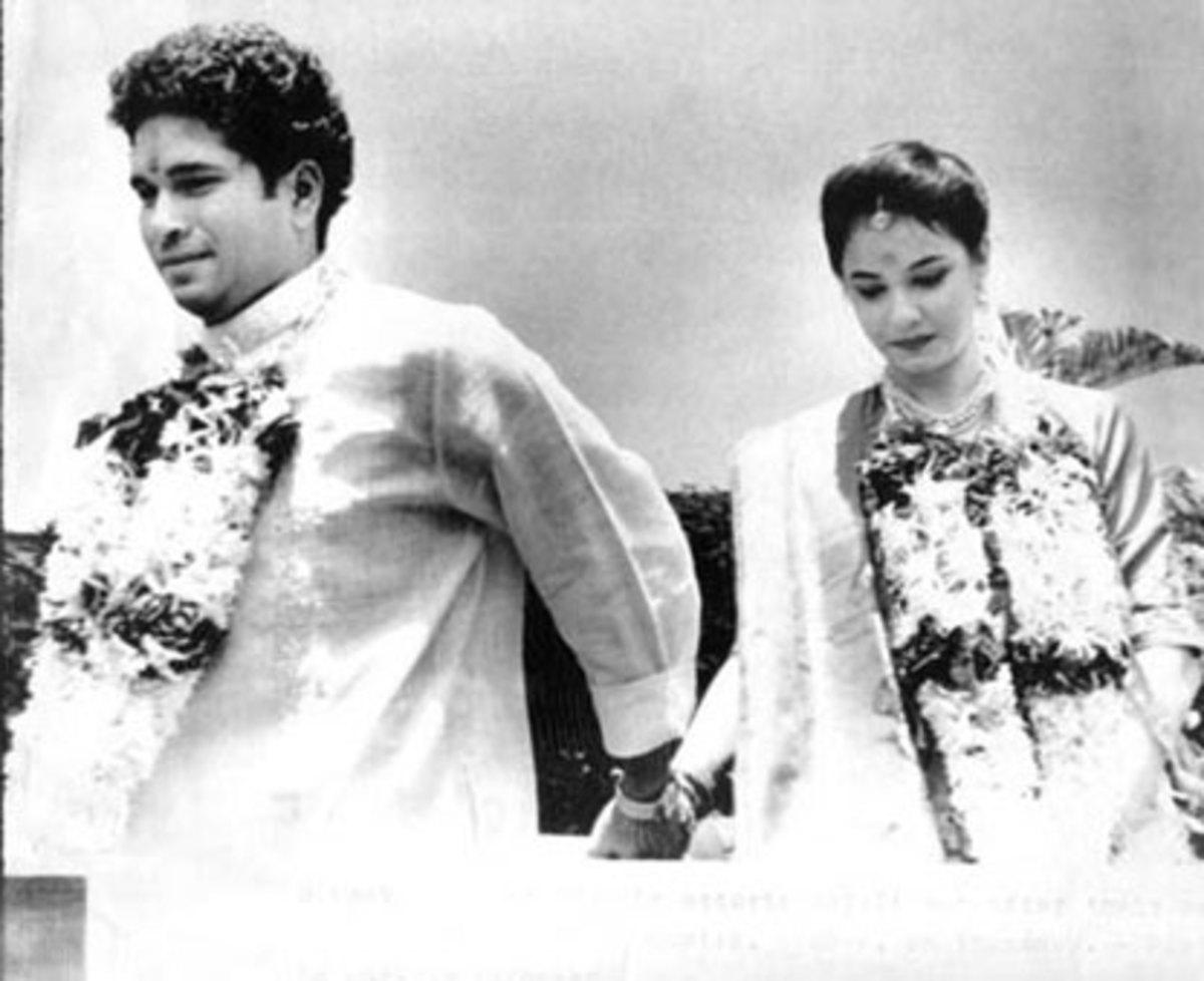 sachin-anjali enter wedlock