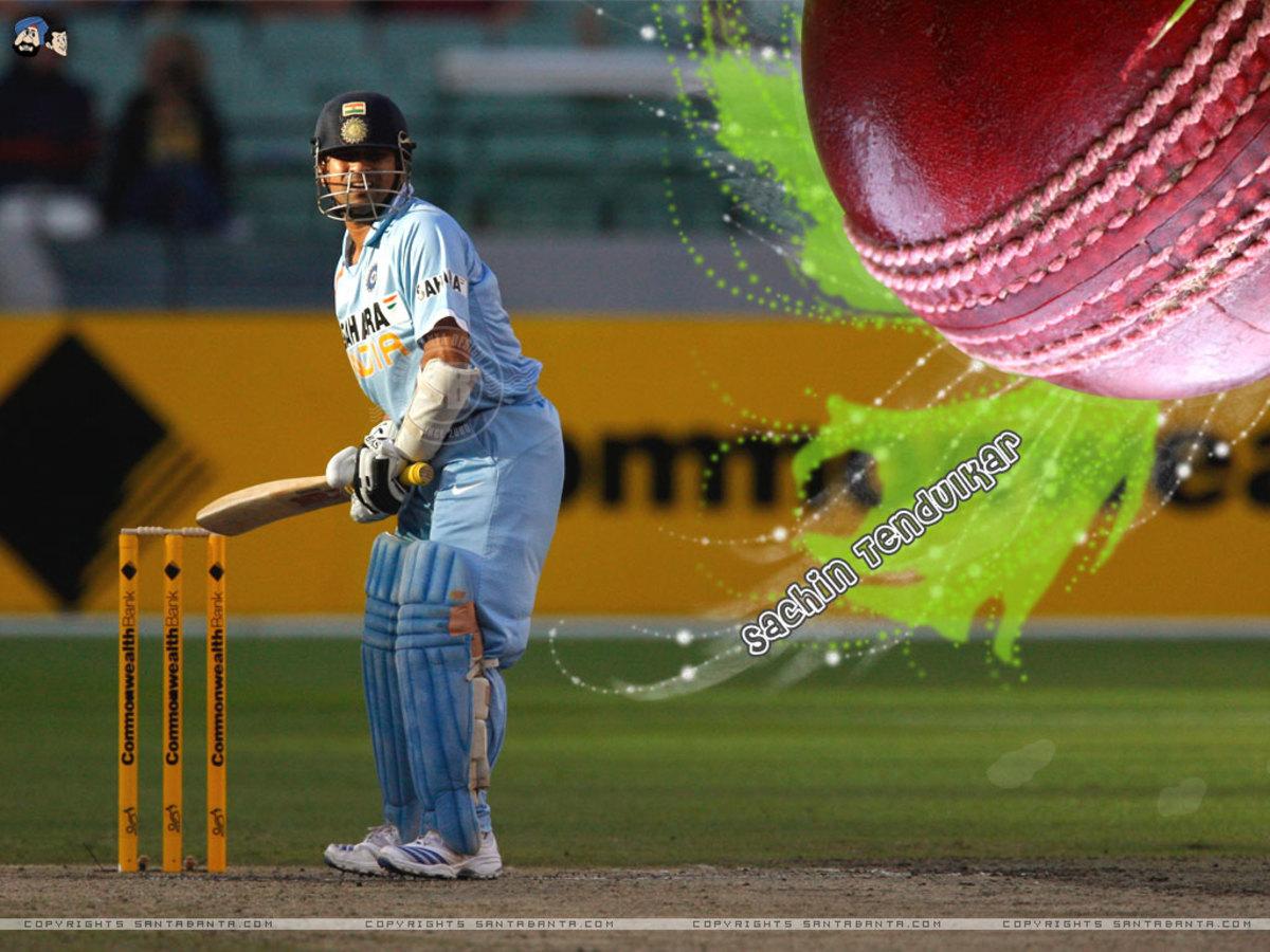 Sachin--the powerful force