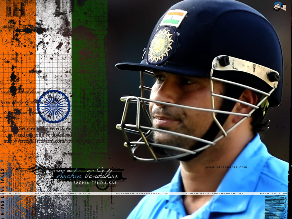 Sachin-- the power
