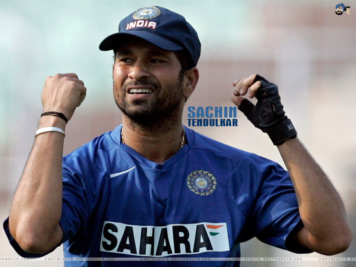 Sachin -- the power behind the wheel (India)