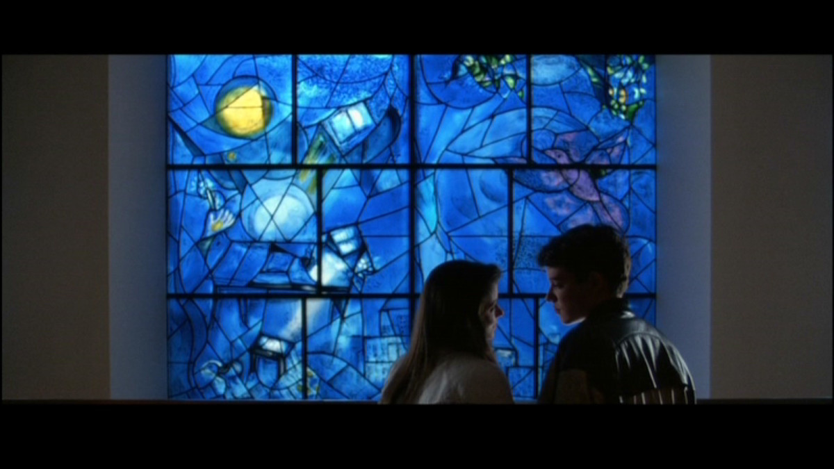 "Marc Chagall's ""American Windows."""