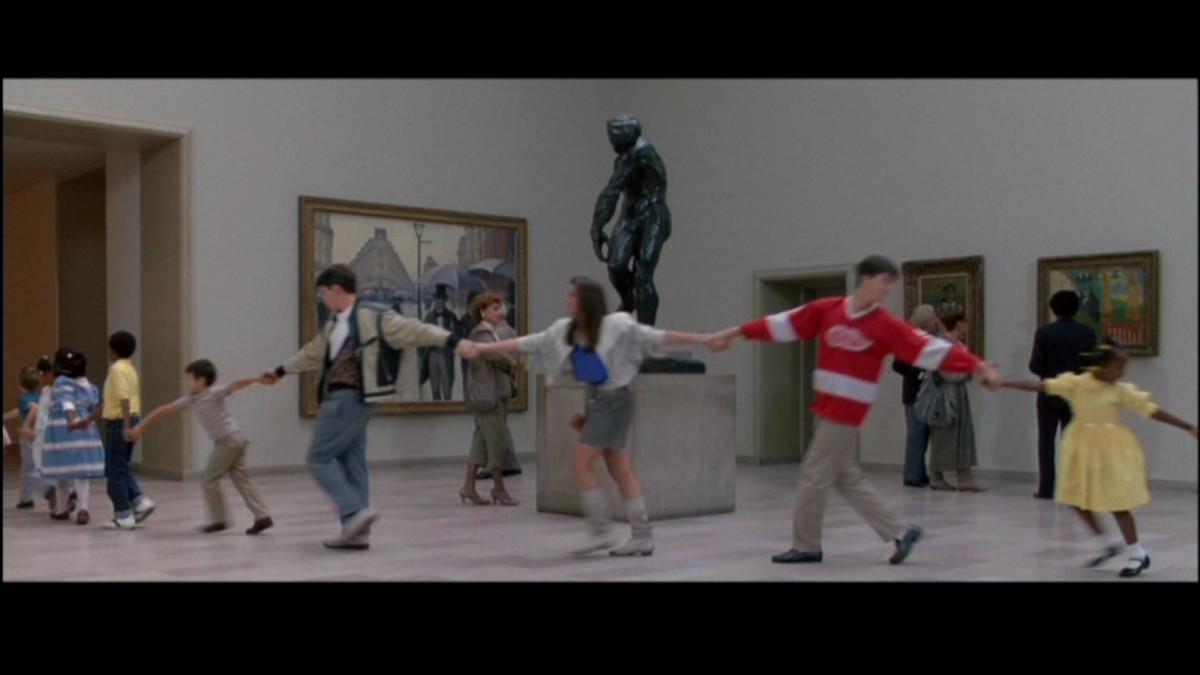 Tour the Art Institute Museum