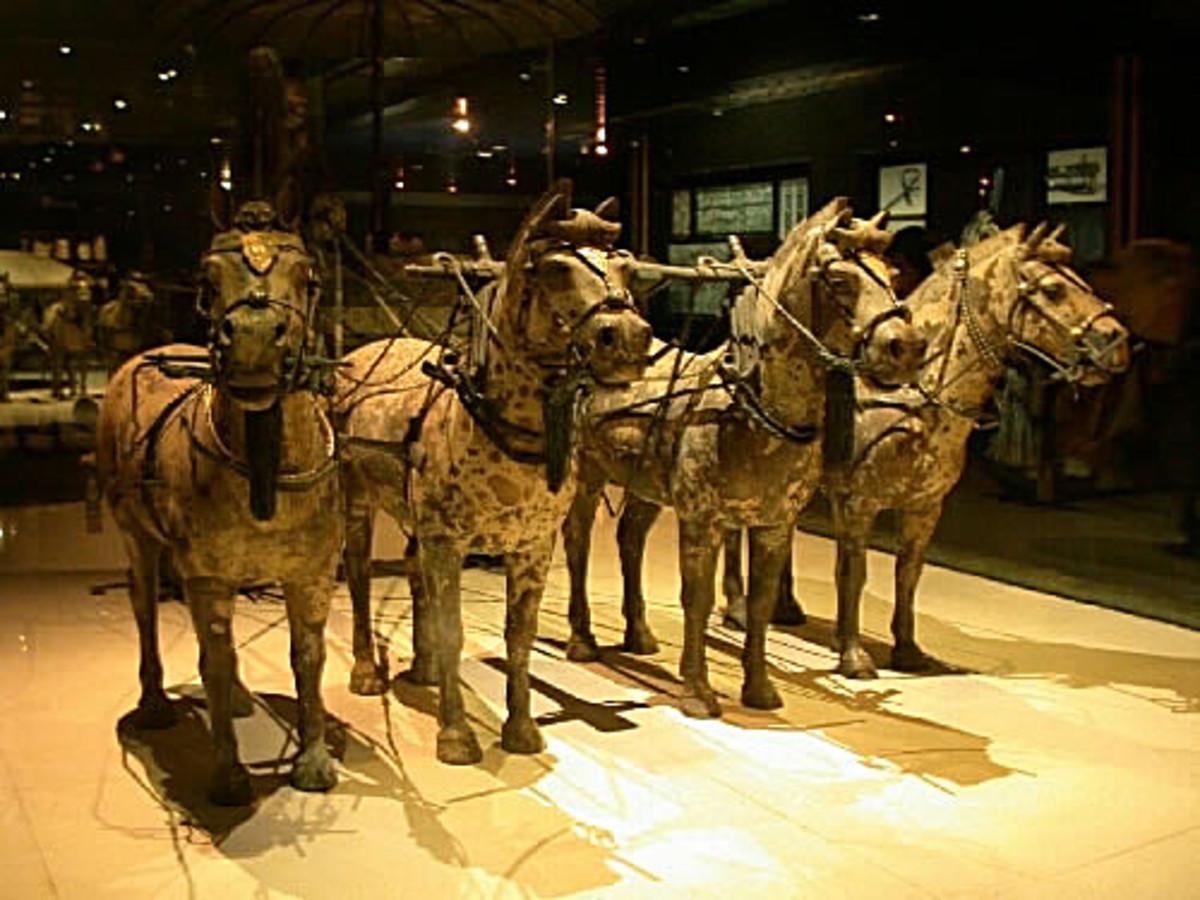Terracotta Chariot