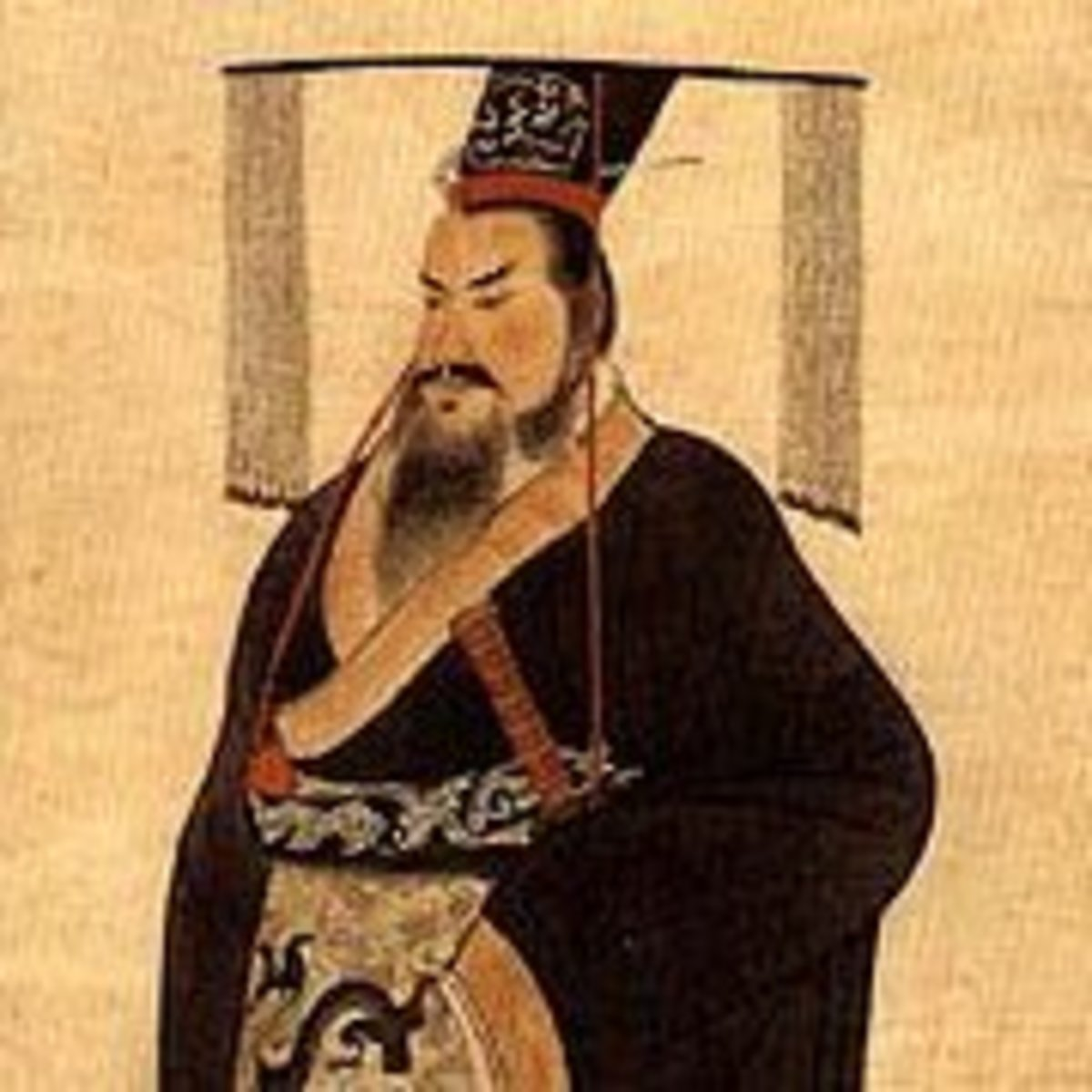 Qin Shi Huang, First Emperor of China