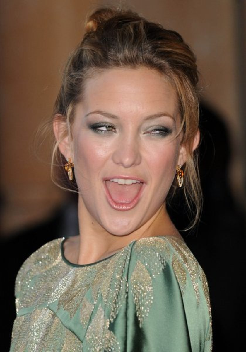 Kate Hudson hair picture