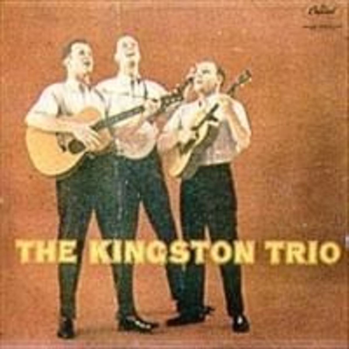 The Kingston Trio's first album