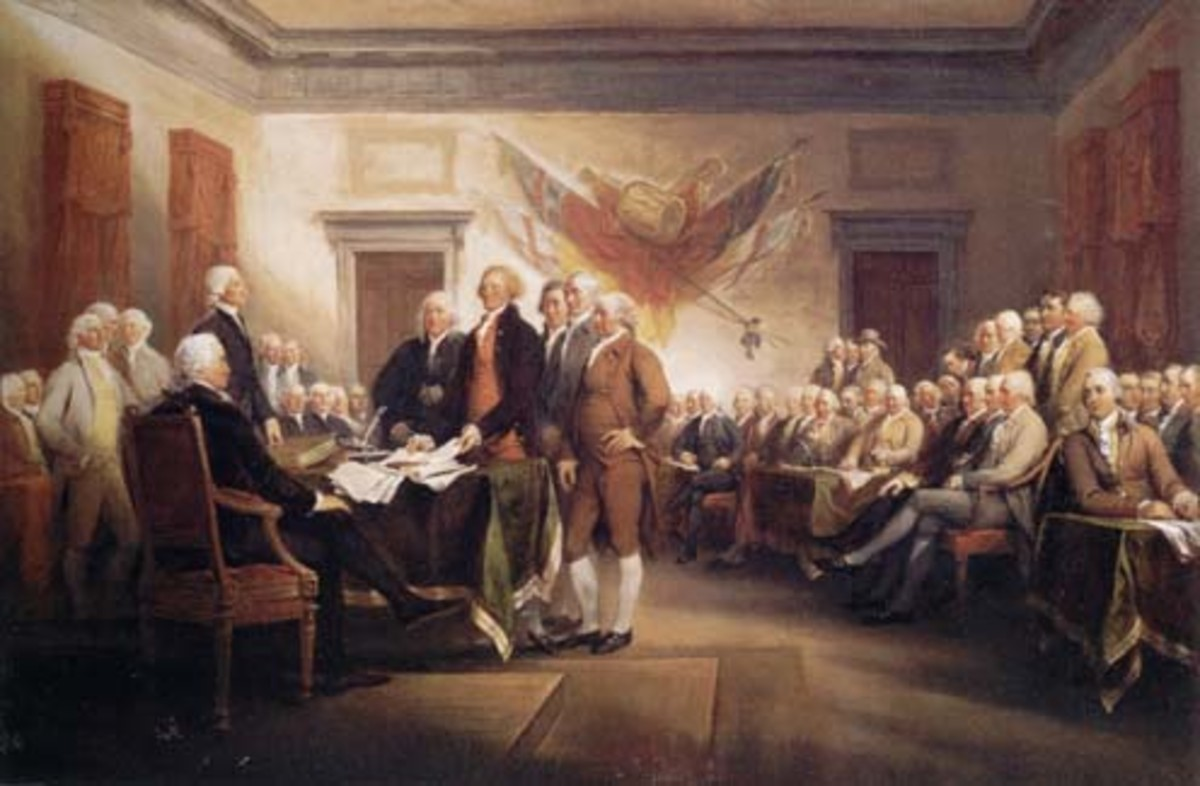 Our Founding Fathers Were Liberals In The Classical Sense.