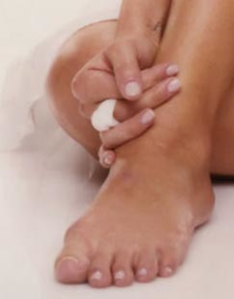 Celebrity Foot #2