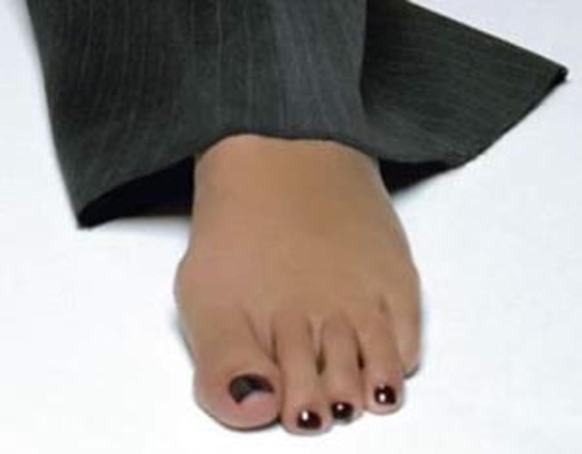 Celebrity Foot #4