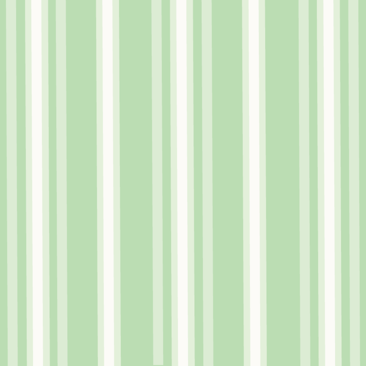 St. Patrick's Day green stripe scrapbook paper