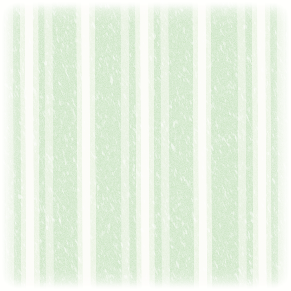 Vintage St. Patrick's Day green stripe scrapbooking paper