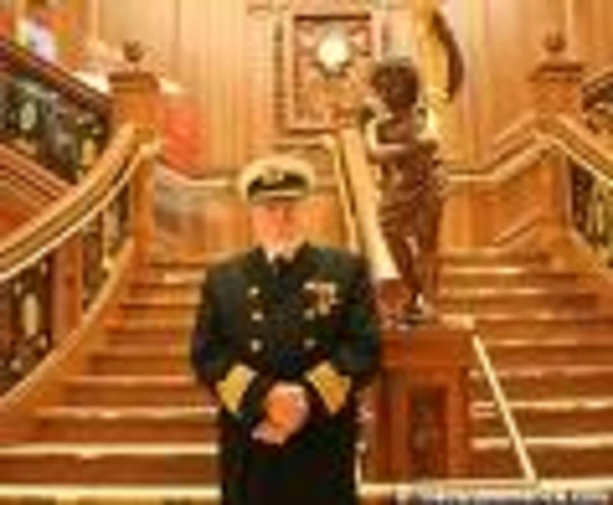 Captain Edward  John Smith of Stoke-on-Trent
