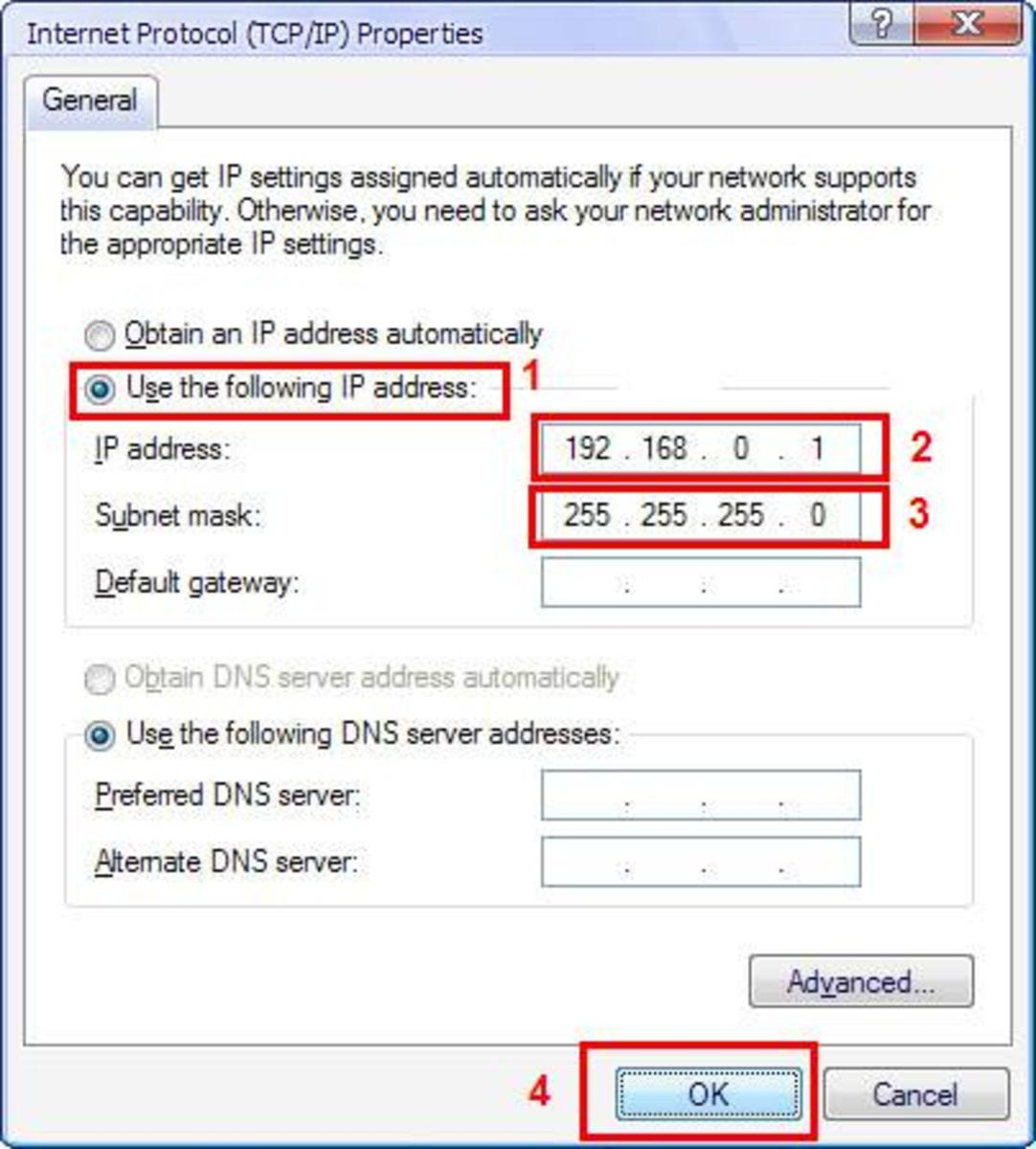 how-to-assign-ip-addresses-to-the-client--server-pc