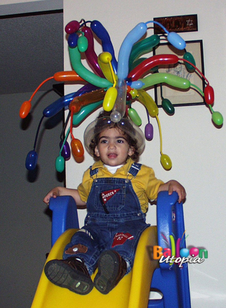 How to Become a Professional Balloon Artist