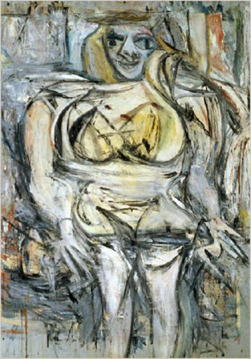 2. Willem De Kooning - Woman III - $137,500,000