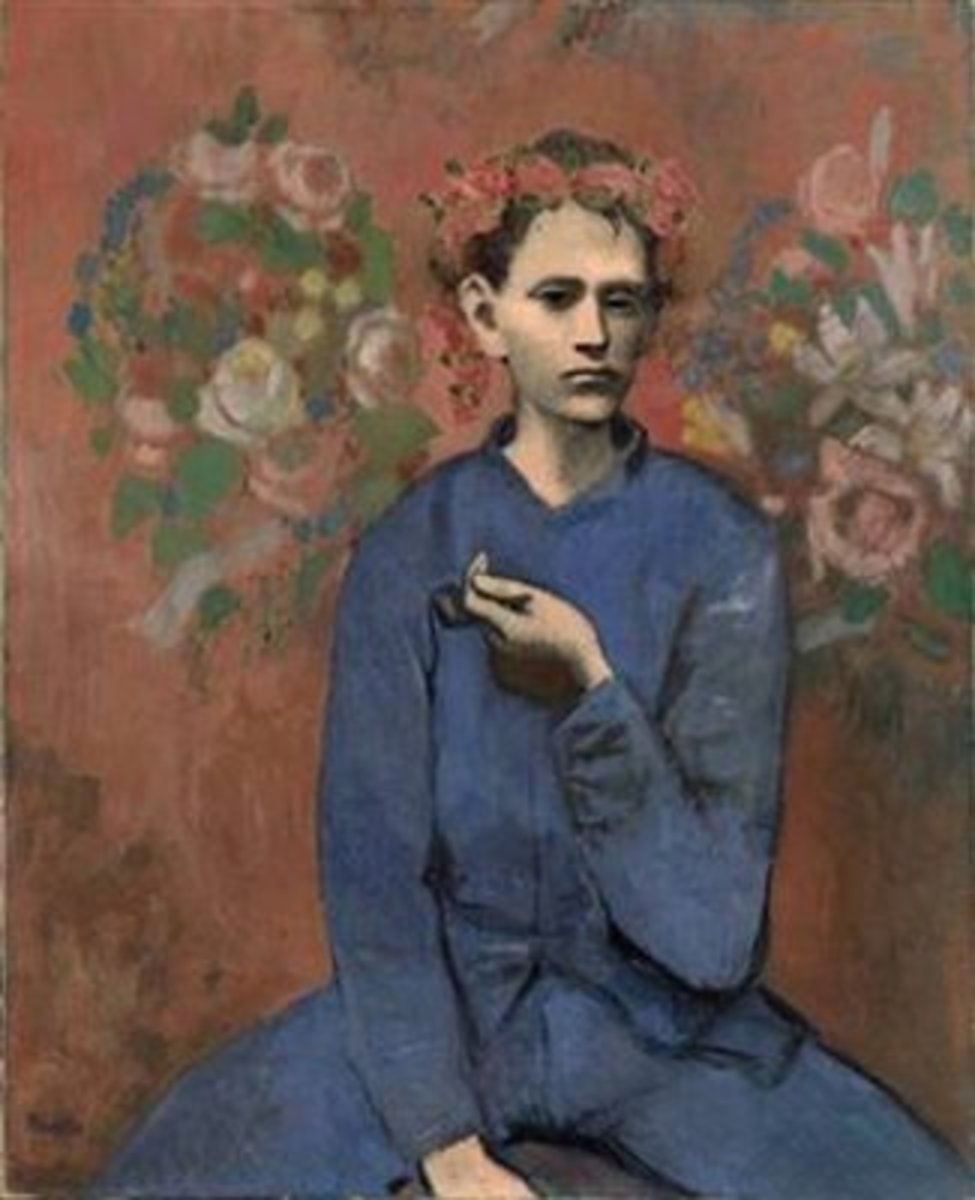 4. Pablo Picasso - Garcon a la pipe - $104,168,000