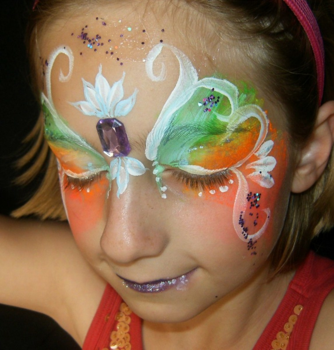 A Brief History of Face Painting
