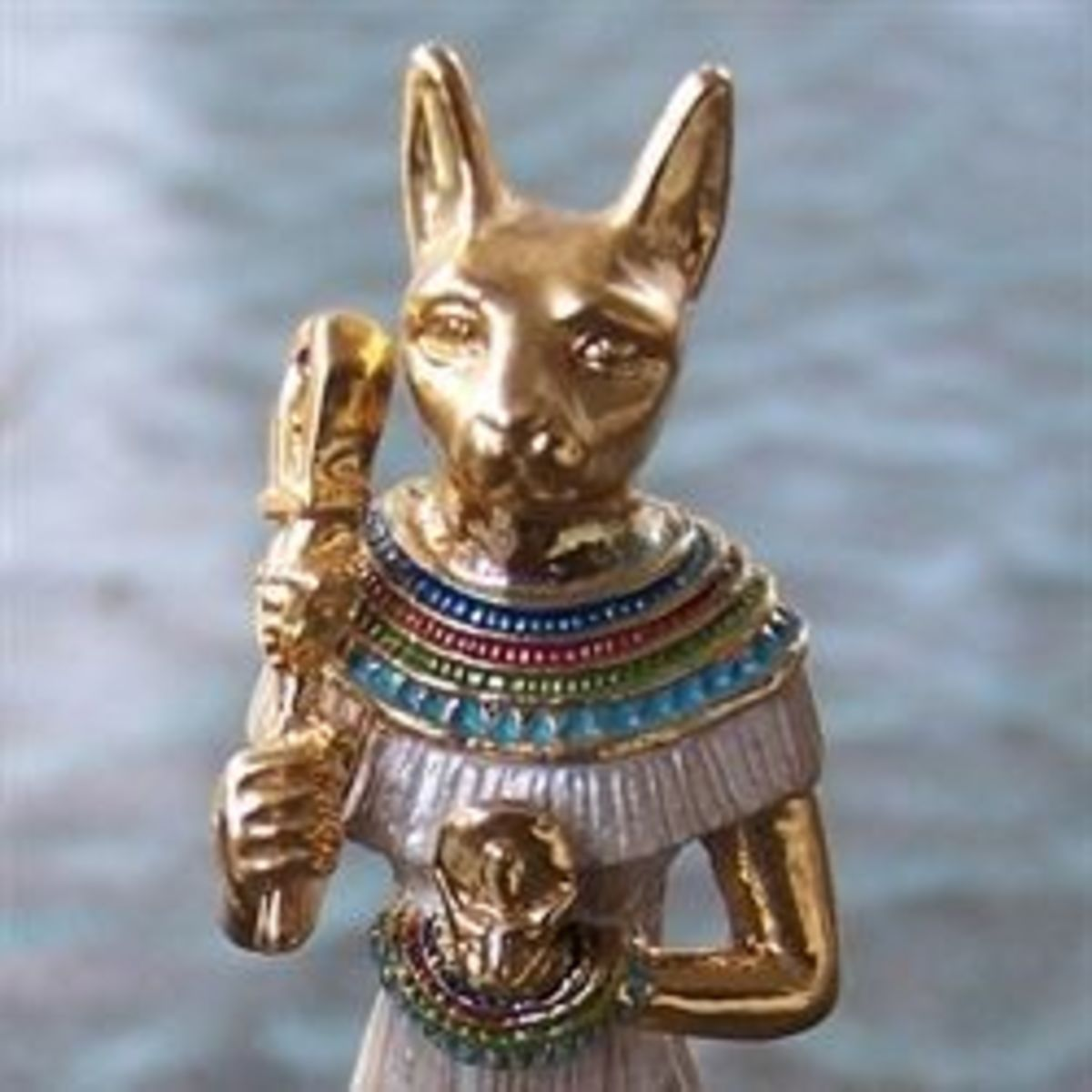 Bastet, Goddess of Joy