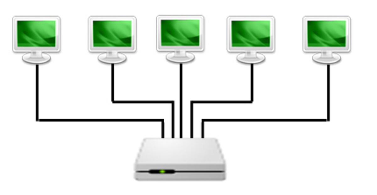 setup-lan-with-hub-or-switch