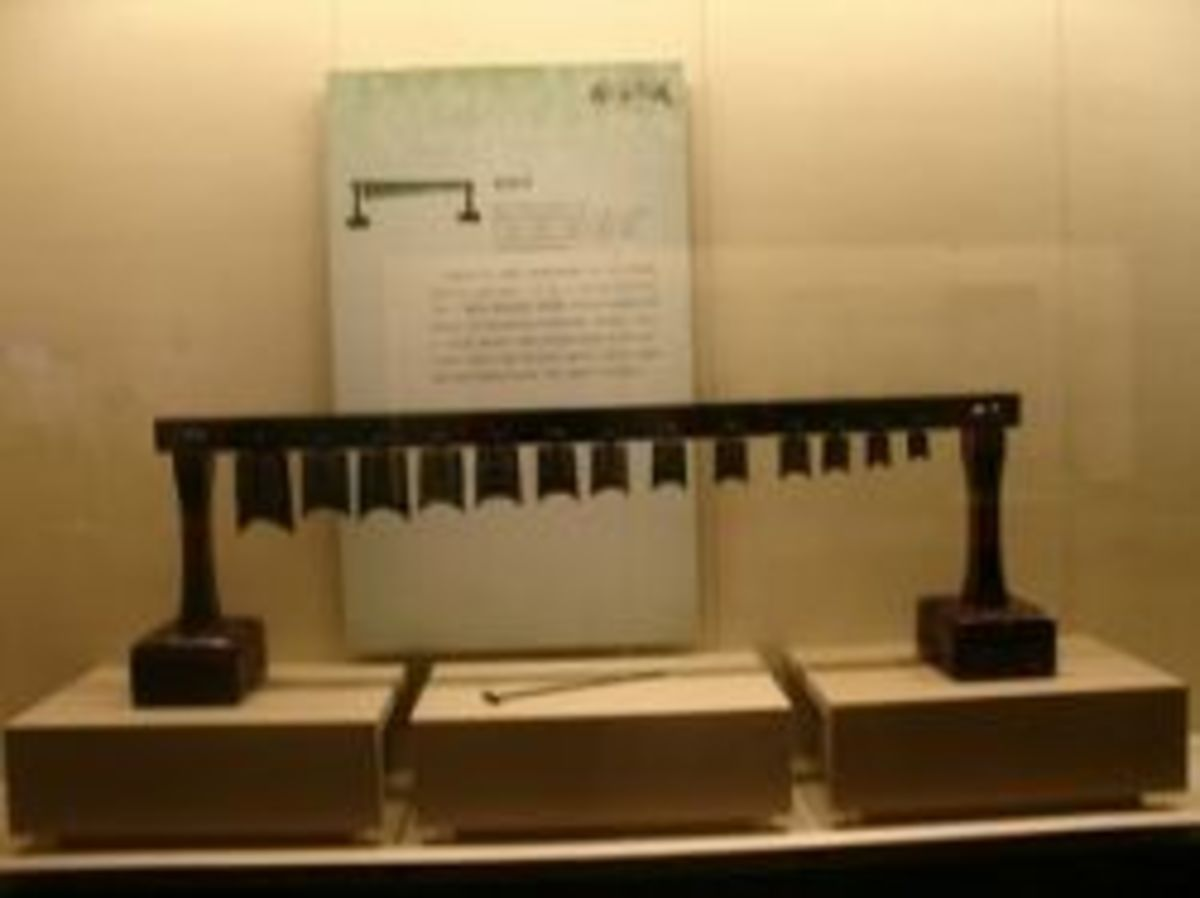 Bronze Chimes ~ Warring States Period