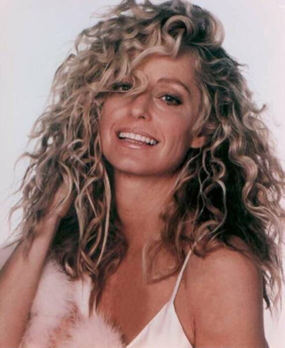 Farrah Fawcett, timeless beauty