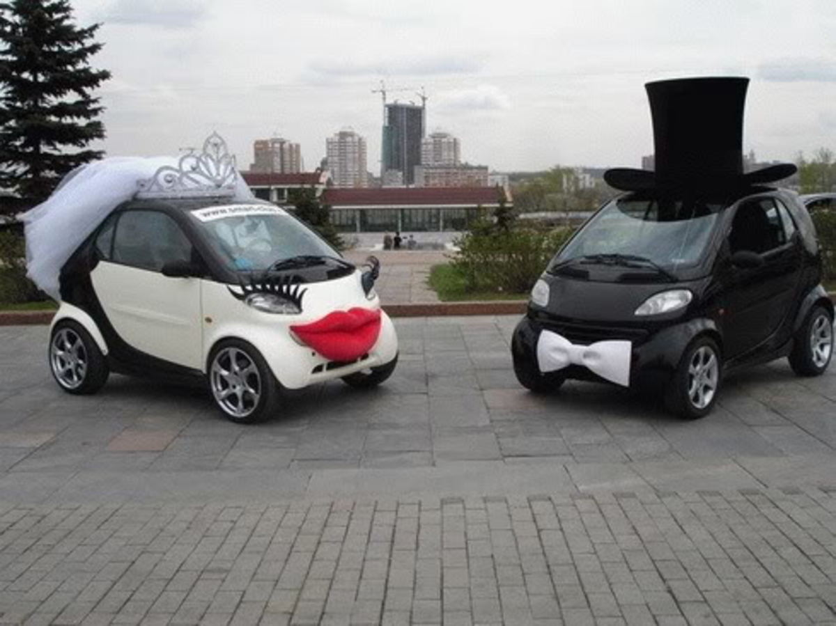Dress Up Your Cars!