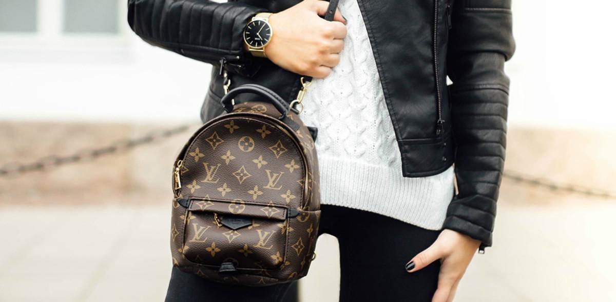 Louis Vuitton Palm Springs Backpack Mini