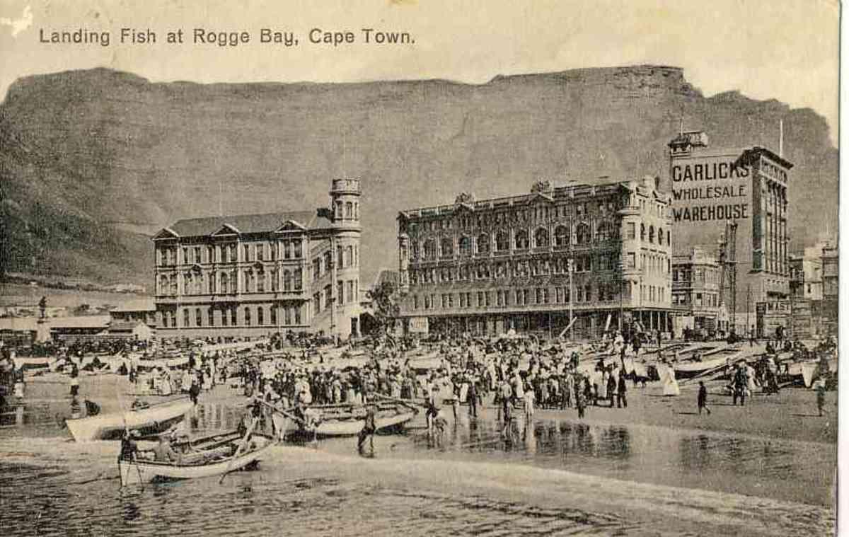 Rogge Bay