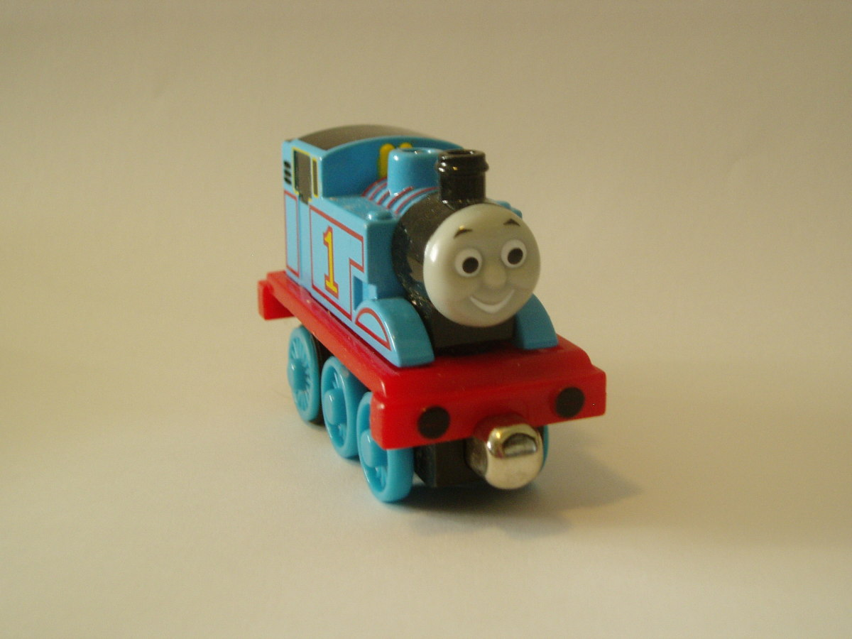 Take Along Thomas Face View 1