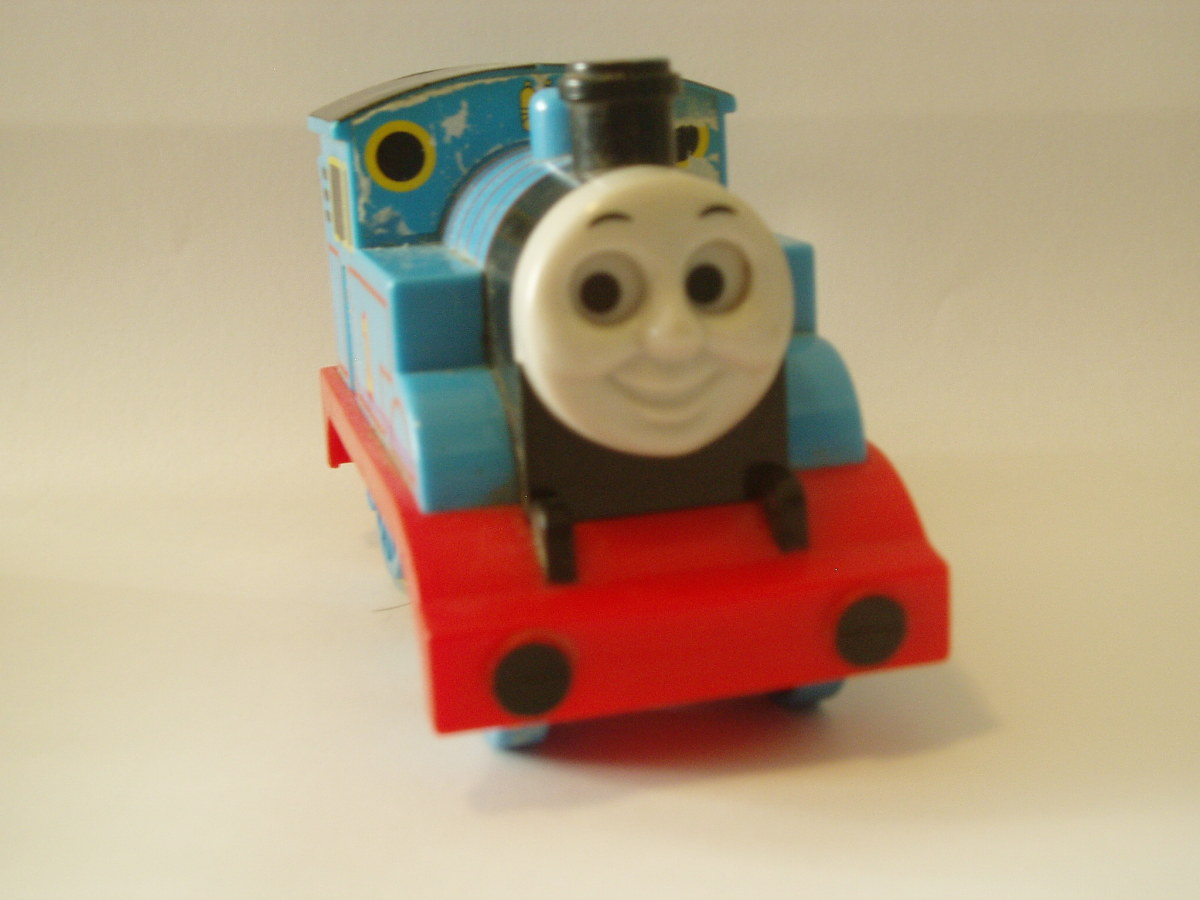 Thomas the Tank Engine Collectible Trains