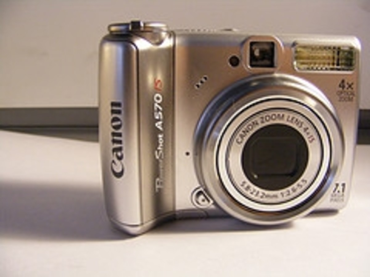 Digital Camera Features