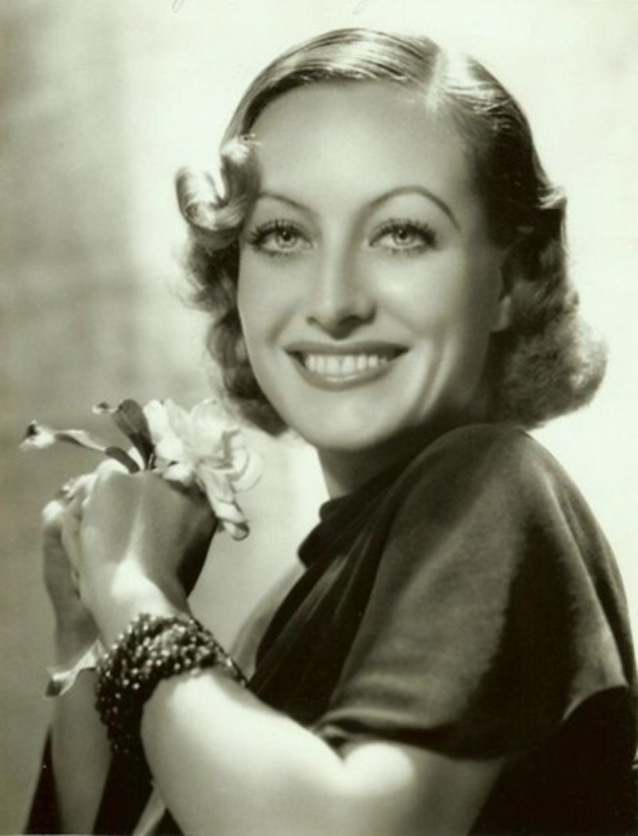 Joan Crawford, Glamour with a Hard Edge
