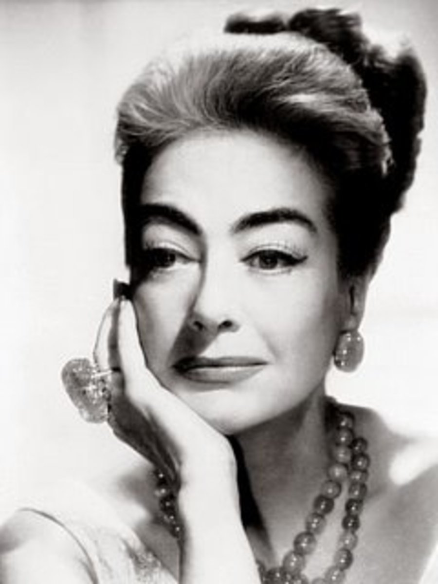 Joan Crawford, Magnificent 1905 - 1977