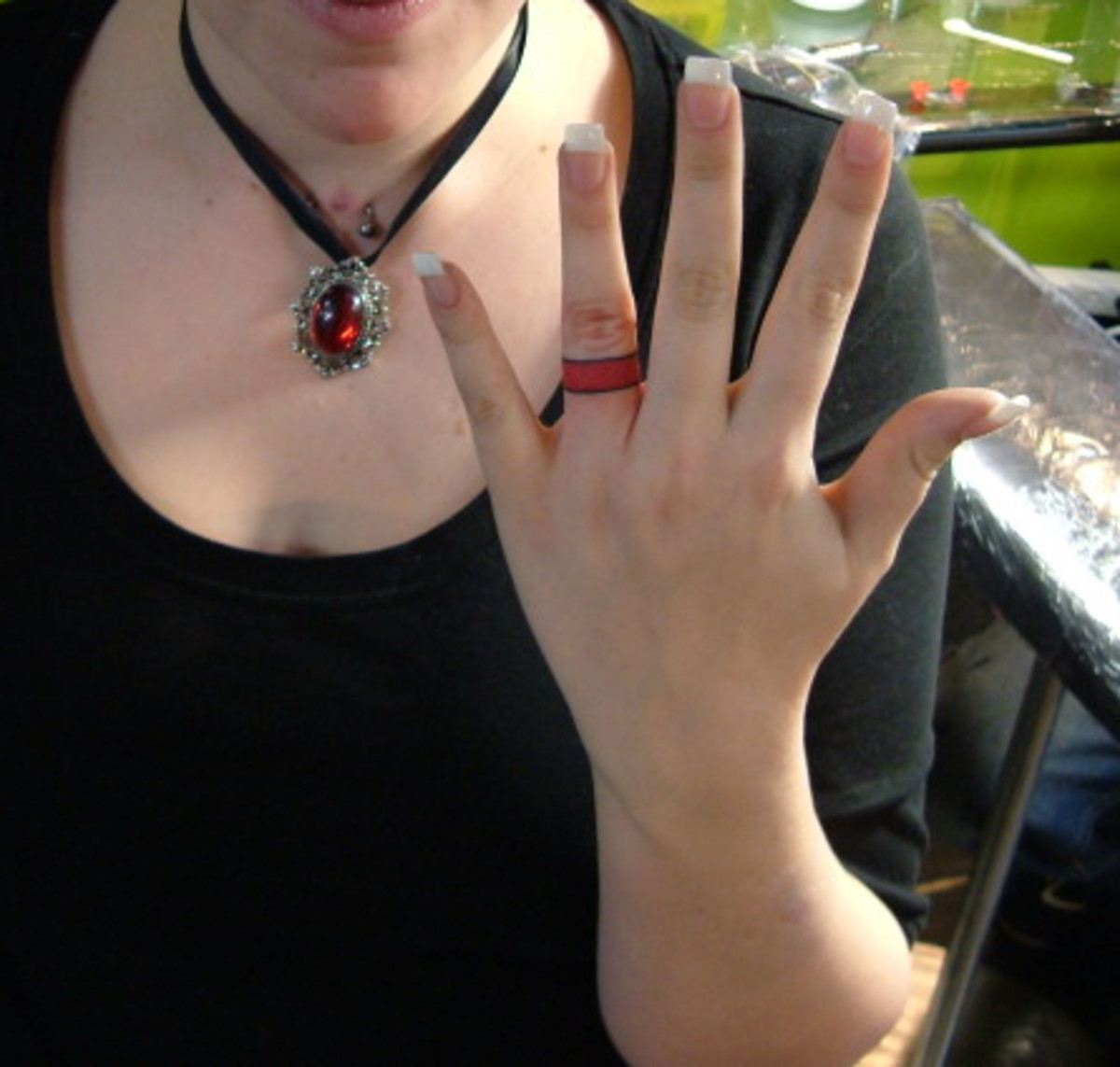 Modern Red Band Wedding Ring Tattoo [http://community.livejournal.com/perthgoths/701054.html]