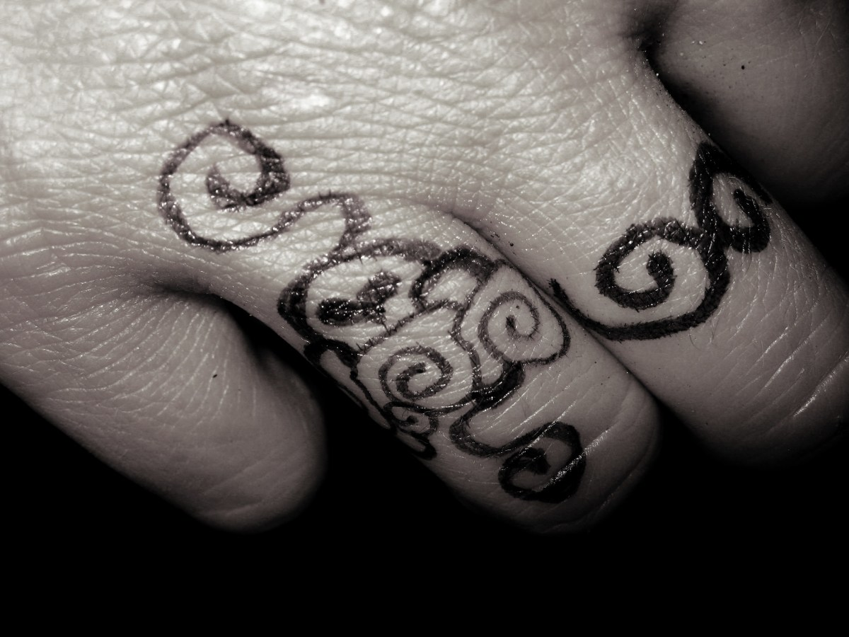 Wedding Ring Tattoos: Best Modern, Celtic, Religious Finger Tattoos