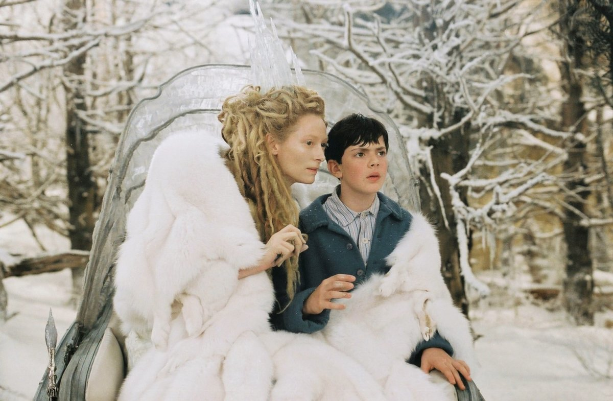 The White Witch from The Narnia Chronicles